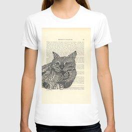 Meow Lounging T-shirt
