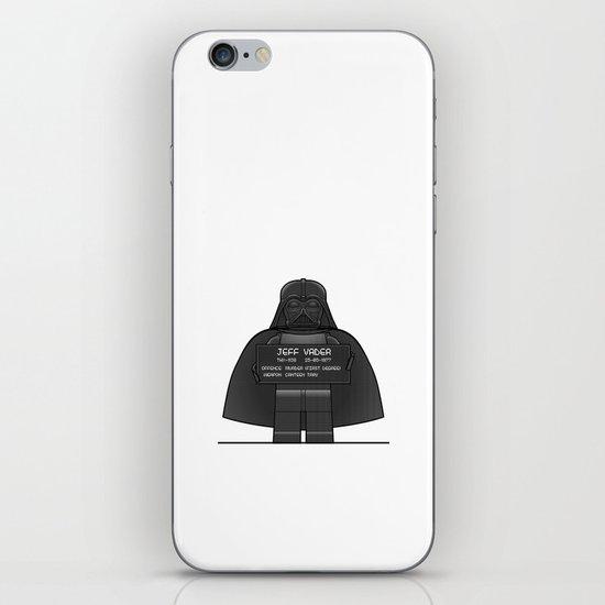 Jeff | You'll Need a Tray iPhone & iPod Skin