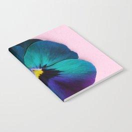 Viola tricolor Notebook