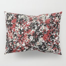 paint drop design - abstract spray paint drops 6 Pillow Sham
