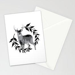 Laurel Deer Stationery Cards