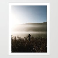Picture Taking Art Print