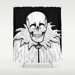 Reaper Shower Curtain