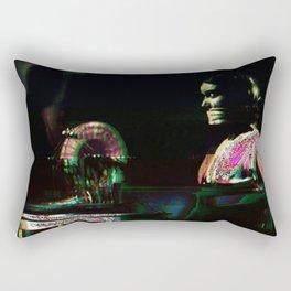 Bound Rectangular Pillow
