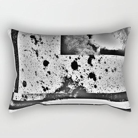 Night + Day Rectangular Pillow