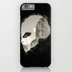 Alien´s Head iPhone 6 Slim Case