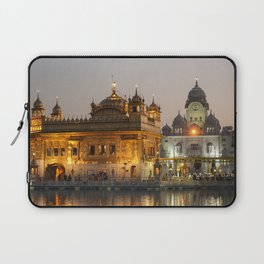 The Golden Temple  Laptop Sleeve