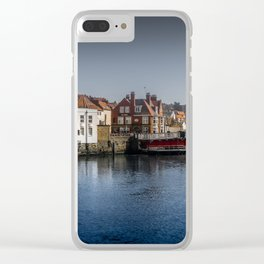 Open Waters Clear iPhone Case