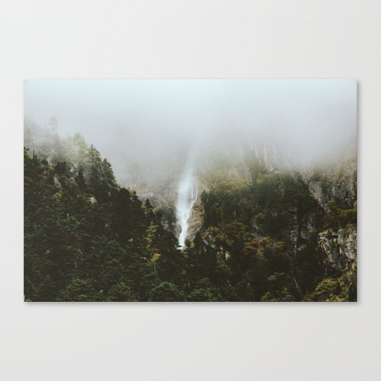 wilder mind Canvas Print