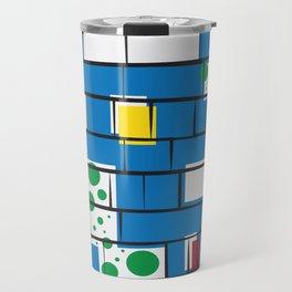 slanty mod box Travel Mug