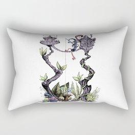 Tree Fun! Rectangular Pillow