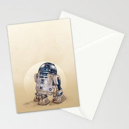 Beeps & Whistles Stationery Cards