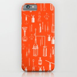 MAD SCIENCE 8 iPhone Case