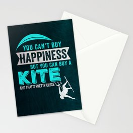 Kitesurfer Stationery Cards