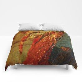 Steve Bannon: talking turkey. Comforters