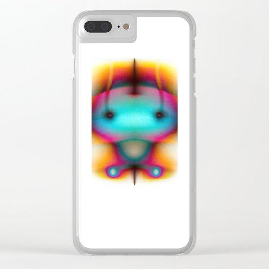 XOS-SMOL Clear iPhone Case