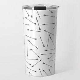 Arrow vintage pattern Travel Mug