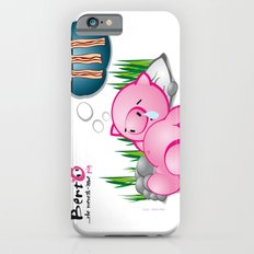 Berto: The Mental-issue pig taking a nap iPhone 6s Slim Case