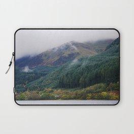 Misty forest #1 Laptop Sleeve