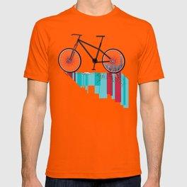 Discover Hong Kong Bicycle T-shirt