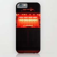 Jukebox waiting iPhone 6 Slim Case