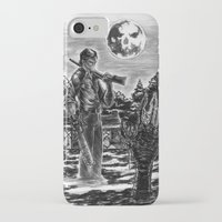 evil dead iPhone & iPod Cases featuring Evil Dead by Marc Vuletich