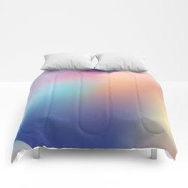 Gradient flow Comforters
