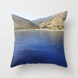 Crete, Greece 9 Throw Pillow