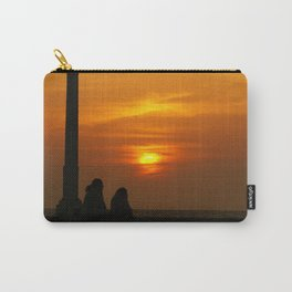 Romancing the Sunset Carry-All Pouch