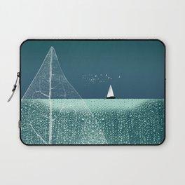 OCEAN WONDERLAND VIII Laptop Sleeve
