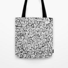 Old Hollywood Tote Bag