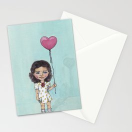 Innocent Heart Stationery Cards