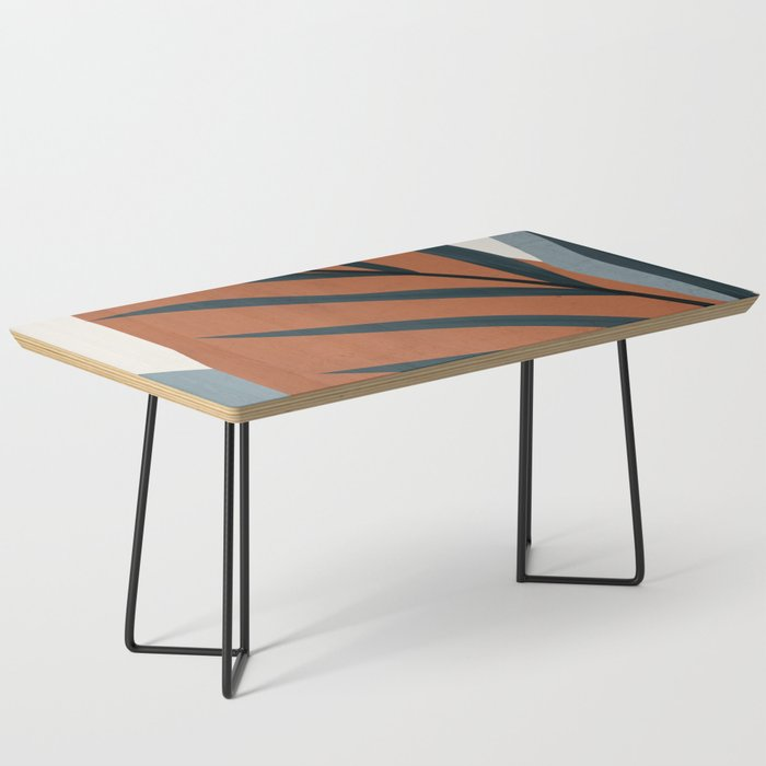 Abstract Art 35 Coffee Table