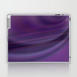 Purple abstract Laptop & iPad Skin