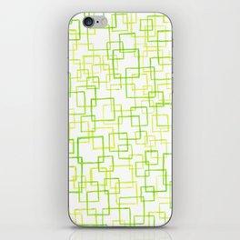 #52. JOJO - Squares iPhone Skin