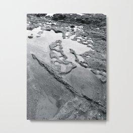 Treasure Island Beach, Laguna Beach, California Metal Print
