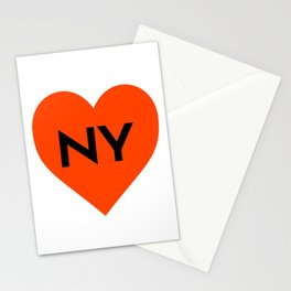 New York Lover Stationery Cards
