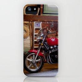 Old friend iPhone Case