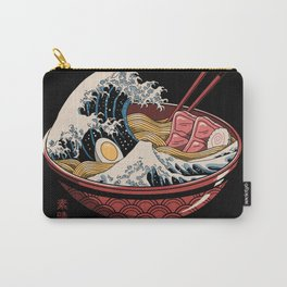 Great Ramen Wave Carry-All Pouch