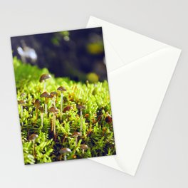The small wild Stationery Cards