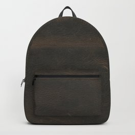 Vintage leather texture Backpack