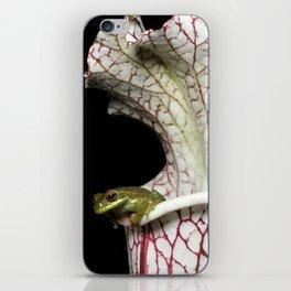 Sarracenia Home iPhone Skin