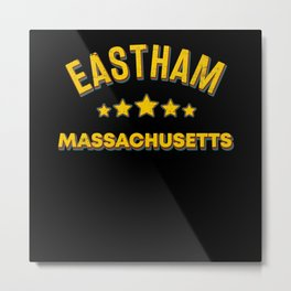 Eastham Massachusetts Metal Print
