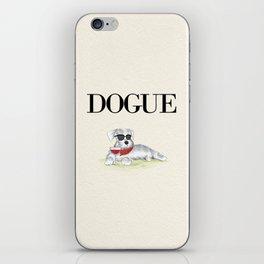 Dogue iPhone Skin