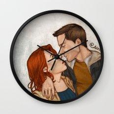Remember Us Wall Clock
