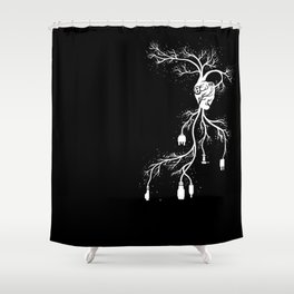 Looking for Collection - Heart Shower Curtain