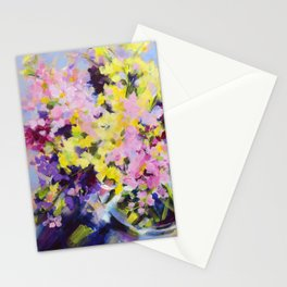 Beautiful Bouquet Stationery Cards