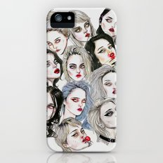 Sky Ferreira Collage Slim Case iPhone (5, 5s)