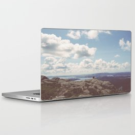 On top of the world Laptop & iPad Skin