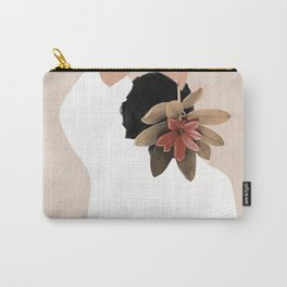 With a Flower Carry-All Pouch